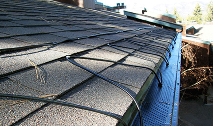 A1 Affordable Seamless Gutters Llc Gutter Heater Cable